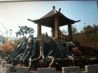 烟台仿木雕塑