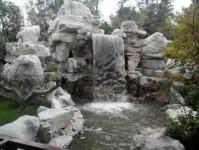 烟台假山水系